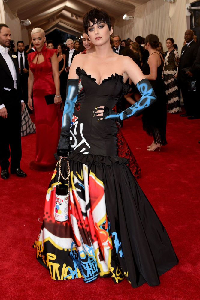 metgala.katy perry