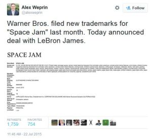 confirming tweet lebron james_VOICEPRIESTESS